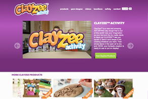 ClayZee Activity - Toledo Ampersand web website design and development