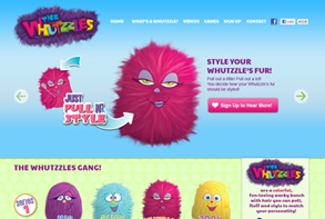 The Whutzzles - Best Website design toledo, ohio